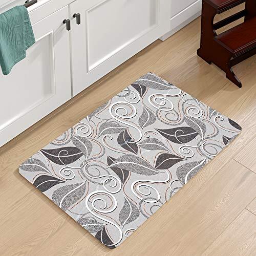 HLXX Alfombrilla de baño Bohemia para el hogar Alfombra Antideslizante para Puerta Boho Alfombra para Puerta Alfombras y alfombras al Aire Libre para la Sala de Estar del hogar A1 50x80cm
