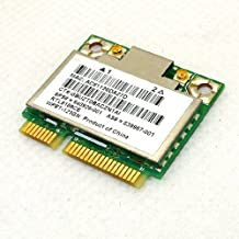 hp laptop wireless card