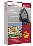 Suaheli Sprachkurs: Fließend Suaheli lernen. Lernsoftware-Komplettpaket: DVD-ROM für Windows/Linux/Mac OS X inkl. integrierter Sprachausgabe mit über 5700 Vokabeln und Redewendungen.