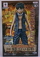 モンキー・D・ルフィ (ワンピース DXF THE GRANDLINE MEN ONE PIECE FILM GOLD vol.1 フィギュア アニメ グッズ プライズ バンプレスト)