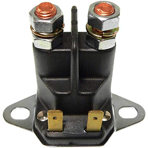 DB Electrical SSE6015 Remote Starter Solenoid Relay For Small Engine /6699-115/1873610010 /12 Volt, 4 Terminal