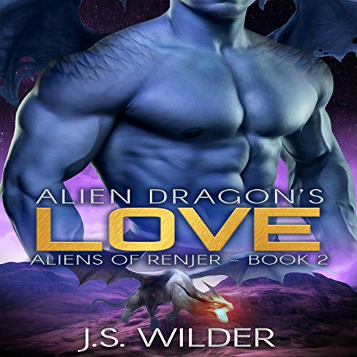 Alien Dragon's Love Titelbild