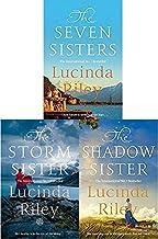 Lucinda Riley The Seven Sisters Series collection set, The Seven Sisters, The Storm Sister, The Shadow Sister 3 books set