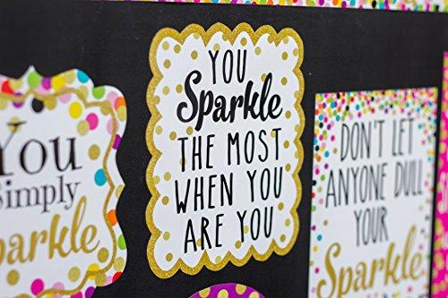 Teacher Created Resources Confetti Sparkle and Shine Mini Bulletin Board (TCR8962) Photo #4