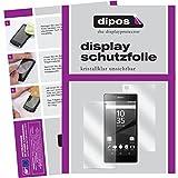 dipos I 6X Protection ecrán Compatible avec Sony Xperia Z5 Premium Films de Protection d'écran...