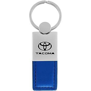 Toyota Tacoma Blue Leather Key Ring