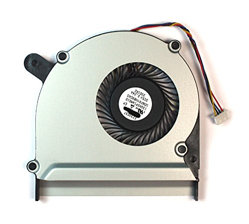 Power4Laptops ASUS F502C Ventola Compatibile per Portatili