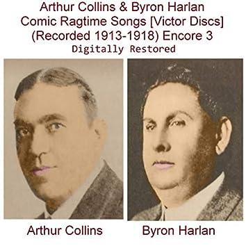 Arthur Collins & Byron Harlan (Comic Ragtime Songs) [Victor Discs] [1913-1918] [Encore 3]