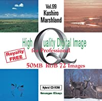 High Quality Digital Image Kushiro Marshland