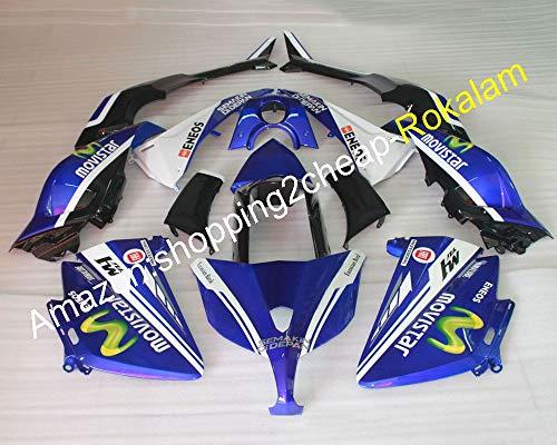 Mode Carénages Motos Pour Tmax 530 2012 2013 2014 T-Max 530 12-14 Tmax530 Movistar ABS Carénage Moto (Moulage par injection)