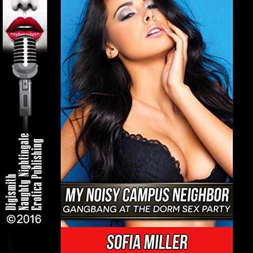My Noisy Campus Neighbor audiobook cover art