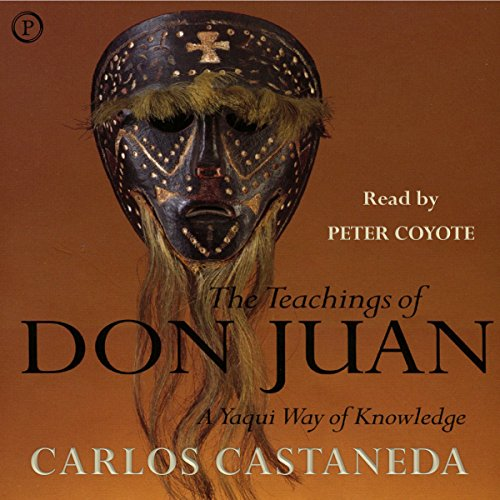The Teachings of Don Juan     A Yaqui Way of Knowledge              Autor:                                                                                                                                 Carlos Castaneda                               Sprecher:                                                                                                                                 Peter Coyote                      Spieldauer: 2 Std. und 50 Min.     4 Bewertungen     Gesamt 4,3