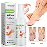 Athletes Foot Spray, Spray para pies, Pies Fungus Treatment, Pies Treatment, Ayuda a tratar y...