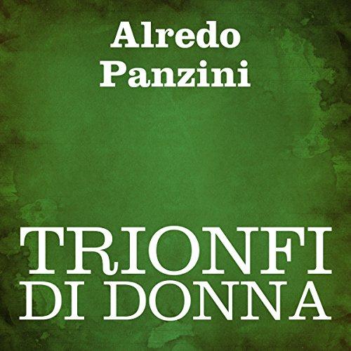 Trionfi di donna audiobook cover art