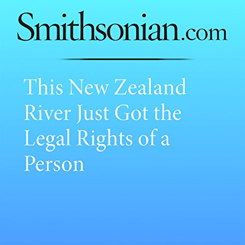 This New Zealand River Just Got the Legal Rights of a Person cover art
