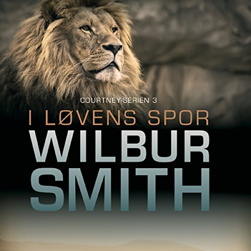 I løvens spor audiobook cover art
