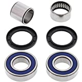 All Balls Rear Wheel Bearing Kit Replacement For 02-14 YAMAHA YZF-R1