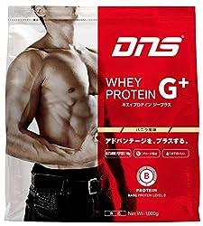 DNS ホエイプロテインG+バニラ風味1kg