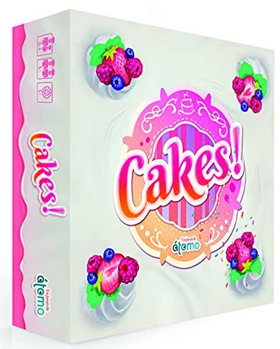Cakes! El Juego de Mesa
