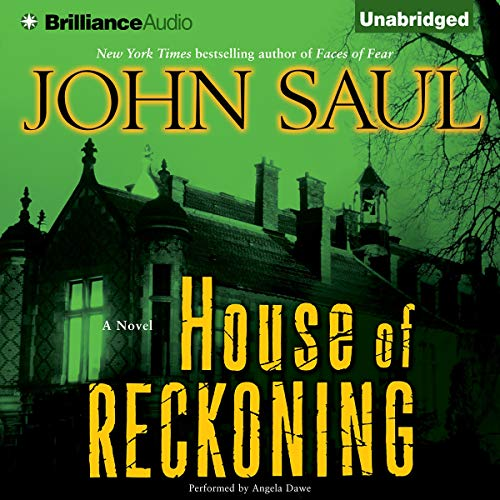 House of Reckoning audiobook cover art