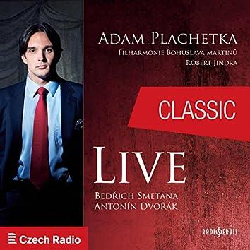 Live: Adam Plachetka (Live)
