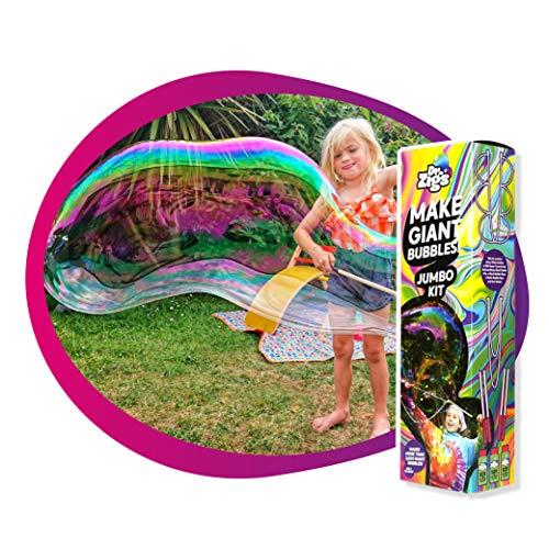 Pompas de jabón gigantes - Jumbo kit - Dr Zigs Extraordinary Bubbles