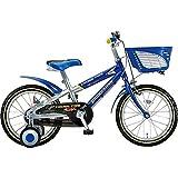 ブリヂストン 子供用自転車 クロスファイヤーキッズ CK186 ブル-&シルバ-