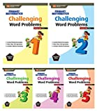 Challenging Word Problems for Primary Mathematics 5 Books Set: Book 1 - 5