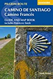 Camino de Santiago: Camino Frances: Guide and map book - includes Finisterre finish (Cicerone Guides) (English Edition)