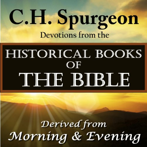 C.H.Spurgeon Devotions from the Historical Books of the Bible cover art