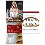 True roots, wheat belly, grain brain 3 books collection set