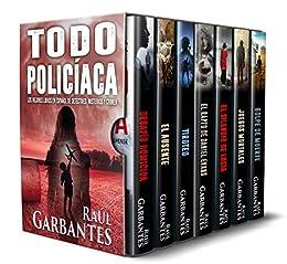 Todo policíaca: Los mejores libros en español de detectives, misterios y crimen (Spanish Edition) by [Raúl Garbantes, Giovanni Banfi]