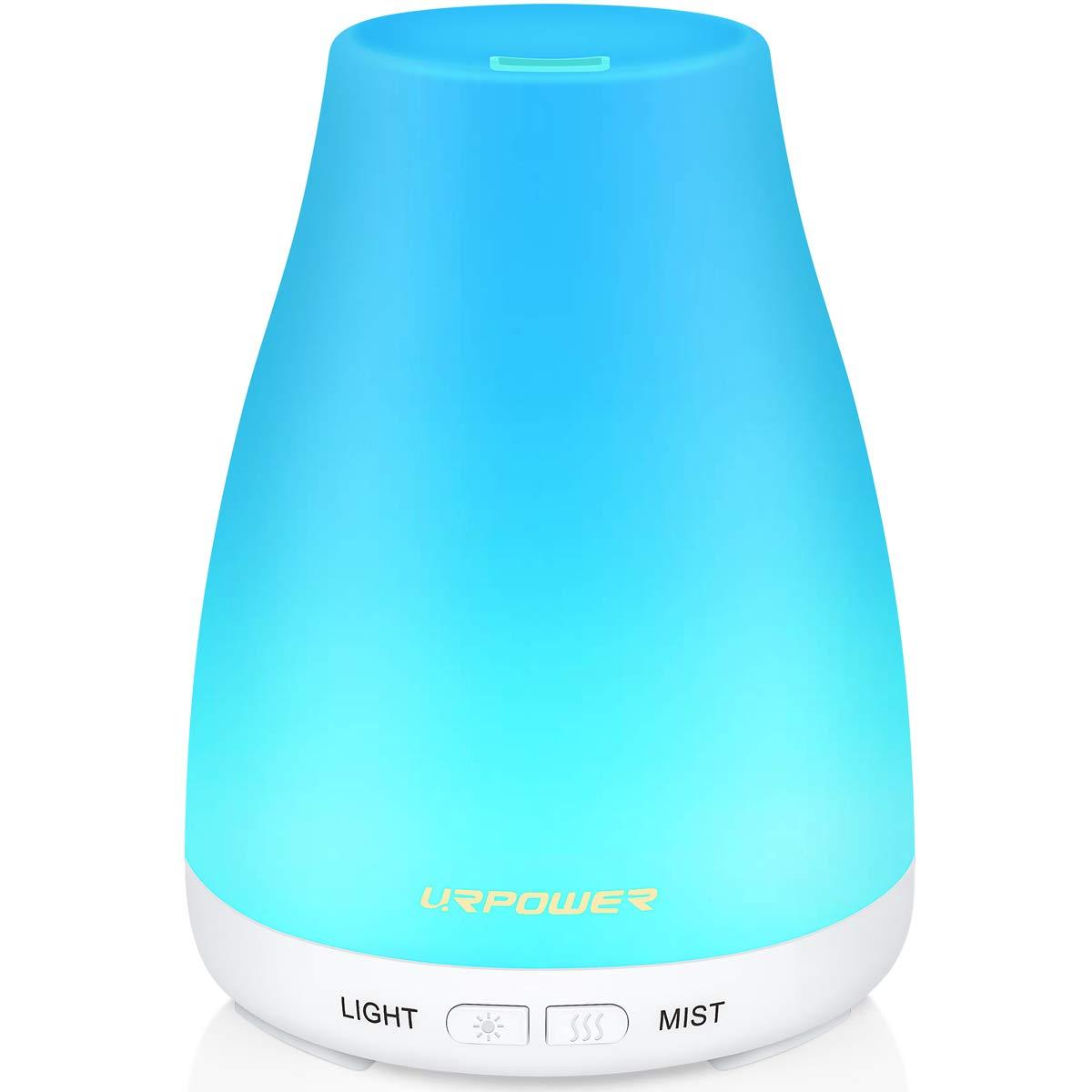 URPOWER Essential Humidifier Adjustable Waterless