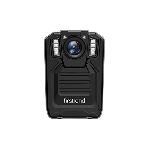 [2018 Newest] Firstrend 1296P HD Body Camera, Portable Police Body Camera with 32GB