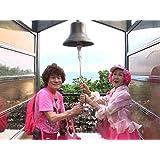 江ノ島がピンクに染まる!林家ペー&パー子夫婦の自由気ままな相席旅