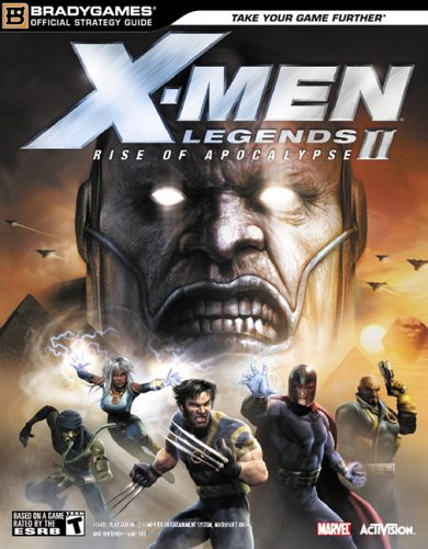 X-Men™ Legends II: Rise of Apocalypse Official Strategy Guide