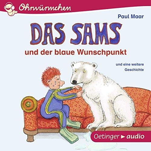 Das Sams und der blaue Wunschpunkt und eine weitere Geschichte Titelbild