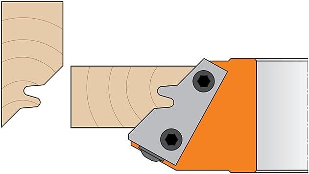 CMT Broche Mouleur Cutters-couteaux 40 mm-Profil 170 couteaux Seulement 690.170
