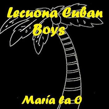María La O (Recordings 1935-1937)