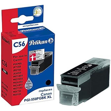 Pelikan C36 Druckerpatrone Ersetzt Canon Pgi 520bk Schwarz Bürobedarf Schreibwaren