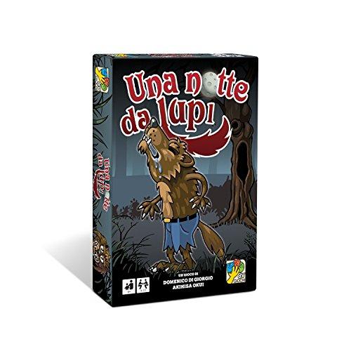 dV Giochi-Una Notte da Lupi-Variante di Lupus in Tabula-Edizione Italiana, DVG9206