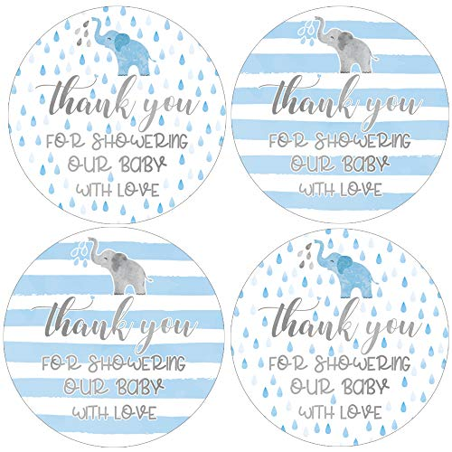 Custom Baby Shower Favor Tags - 1
