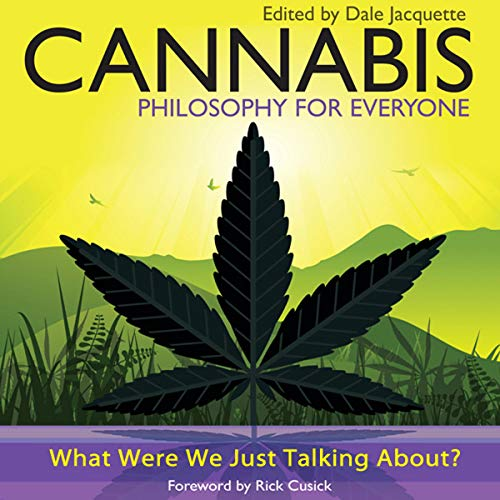 Cannabis - Philosophy for Everyone cover art