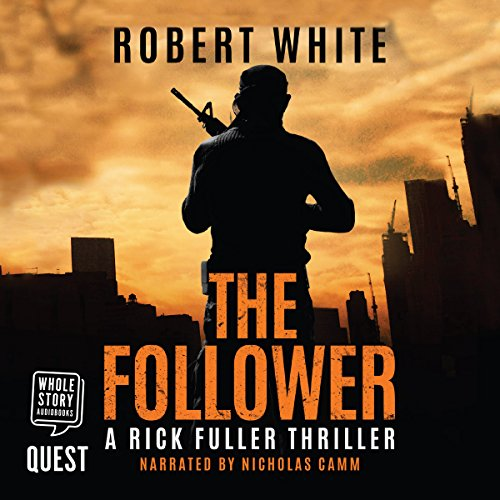 The Follower audiobook cover art