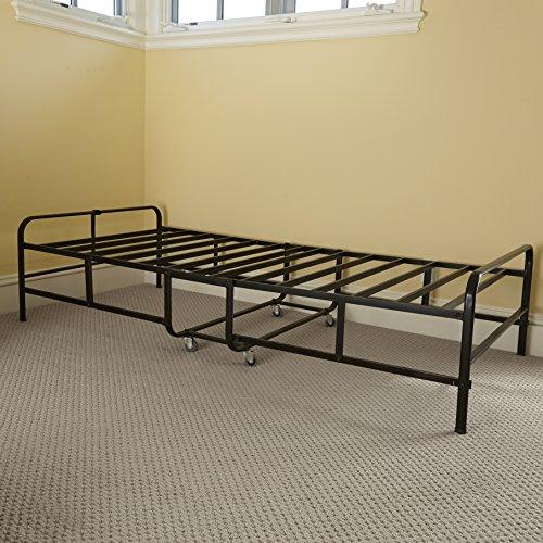 Sleep Revolution Getaway Premier Memory Foam Folding Guest Bed, Twin