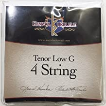 KAMAKA Tenor Low-G String 4カマカ テナー用Low-G ウクレレ弦
