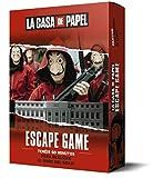 LA CASA DE PAPEL. Escape game (LAROUSSE - Libros Ilustrados/ Prácticos - Ocio y naturaleza - Ocio)