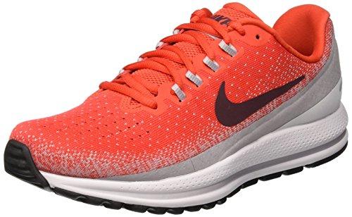 Nike Air Zoom Vomero 13, Zapatillas de Running para Hombre, Negro (Habanero Red/Deep Burgundy 601), 44 EU