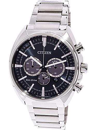 Citizen Chronograph Blue Dial Men's Watch-CA4280-53L