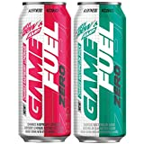 Mountain Dew Game Fuel Zero, Variety Pack, 16 Oz Cans (12 Pack) (Packaging May Vary)